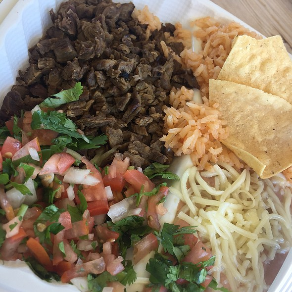 Carne Asada Complete Meal