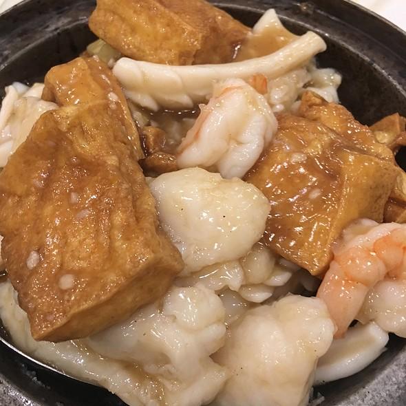 Seafood Tofu Hotpot