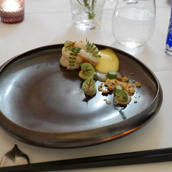 Red Shrimp, Kimizu Espuma