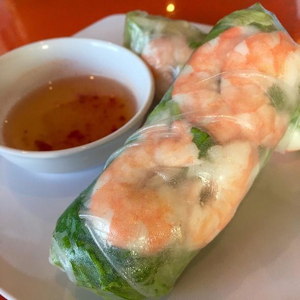 Soft Spring Rolls @ Dao Tien Vietnamese Bistro