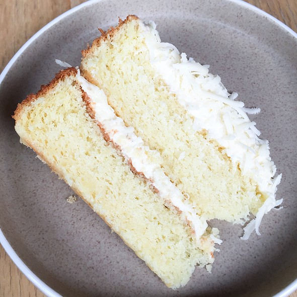 Yellow Butter Cheddar Cake