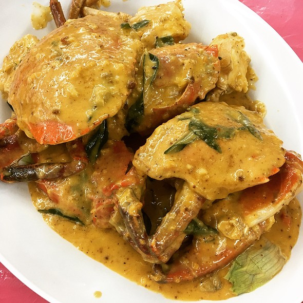 咸香螃蟹 Salted Egg Crab