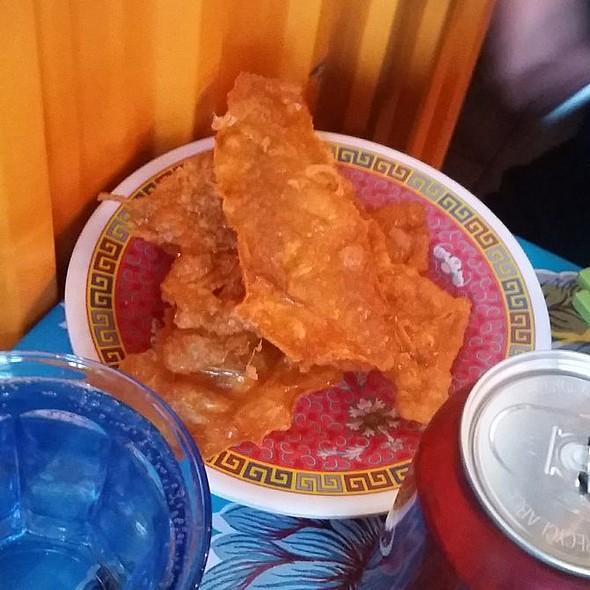Chicken Skin @ Jackpot Chicken Rice