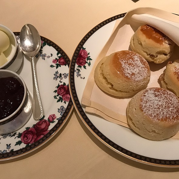 Wedgewood Afternoon Tea - Scones