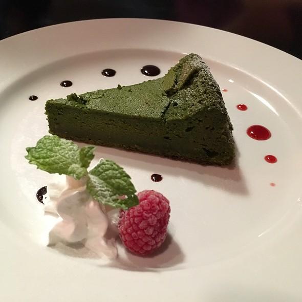 Green Tea Chocolate Gateau