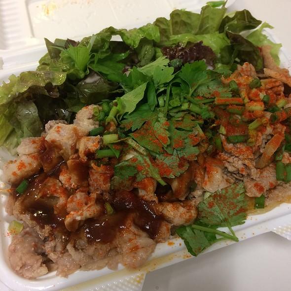 Gapao Rice & Tom Yum Rice
