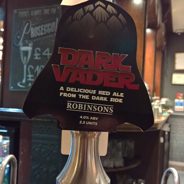 Dark Vader (Red Ale)