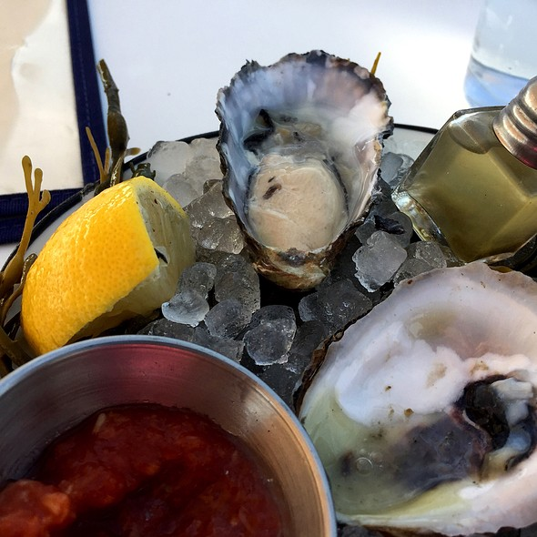 Oysters @ PILOT