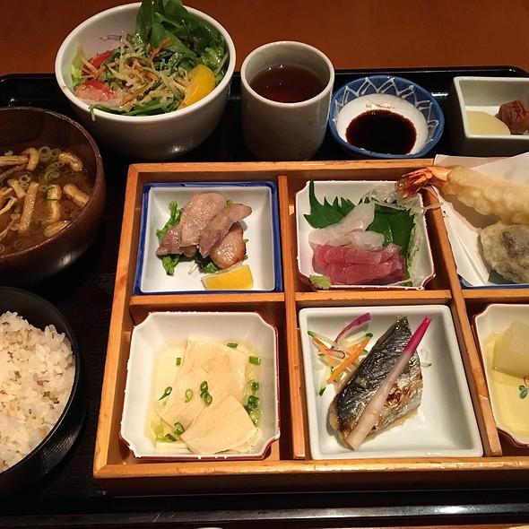 麹御膳 @ Natural Kitchen Kouji