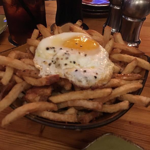 Duck Fat Fries @ Bourbon & Baker