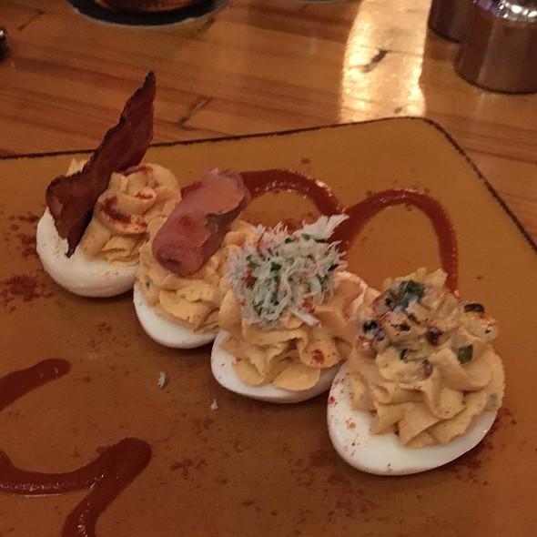 Deviled Eggs @ Bourbon & Baker