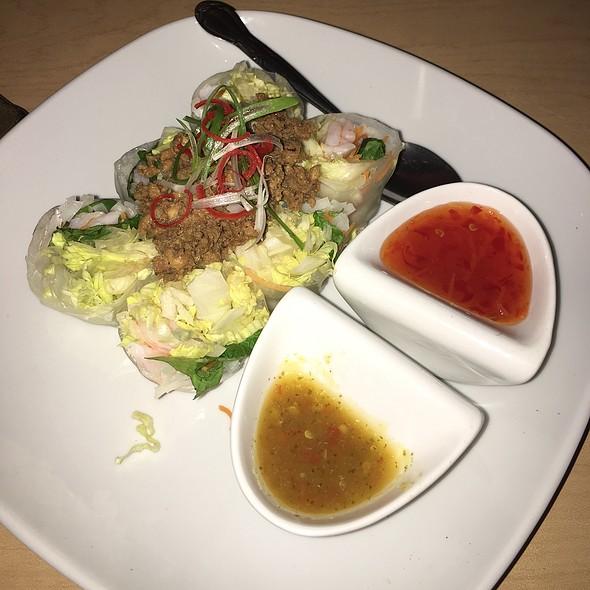 Thai Fresh Roll @ Beg for More - Sushi & Thai