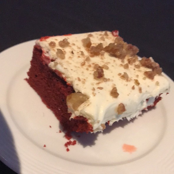 Red Velvet Cake @ St George Serbian Orthodox Church