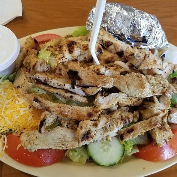 Chicken Salad @ Angelo's Burgers