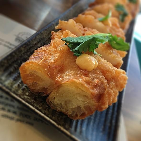 Shrimp Toast @ Dumpling Time