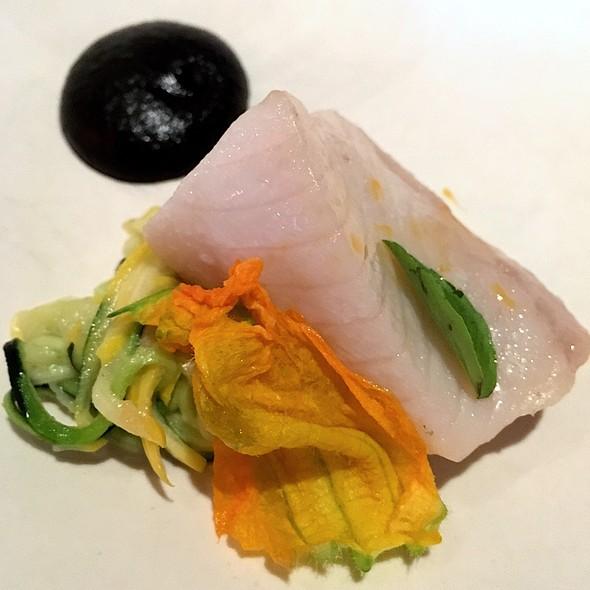 Steamed Black Cod @ Mister Jiu's
