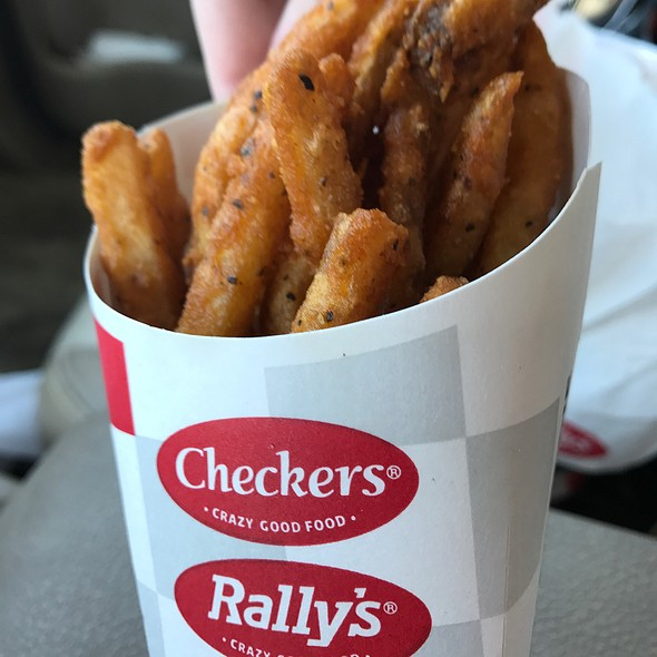 Small Fries @ Checkers