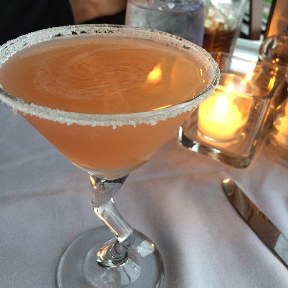 Grapefruit Martini @ Steventon's