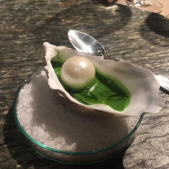Oyster Cream Liquid Pearl