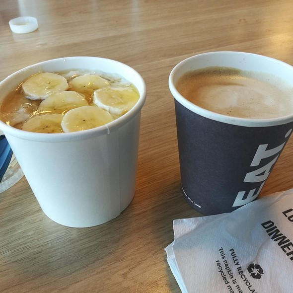 Porridge And Coffee