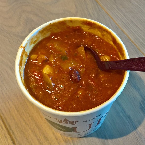 Vegan Chilli Soup