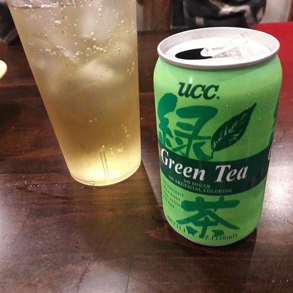 Green Tea @ Umenoya