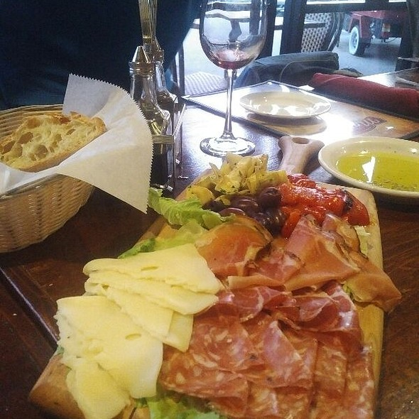 Appetizers! @ Marcello's