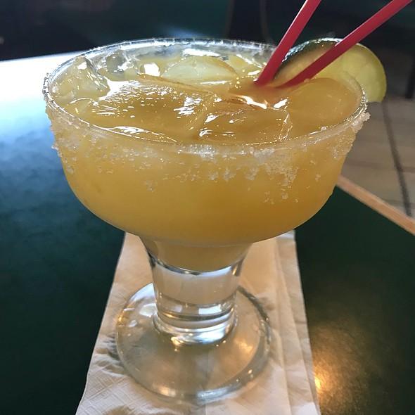 Orange Margarita @ El Marisco Grill