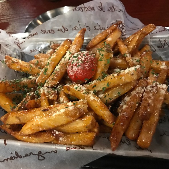Honey Butter Fries