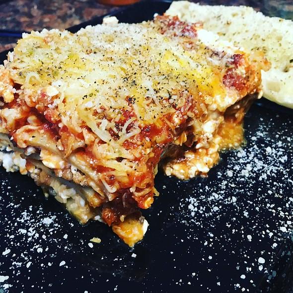 lasagna @ Home