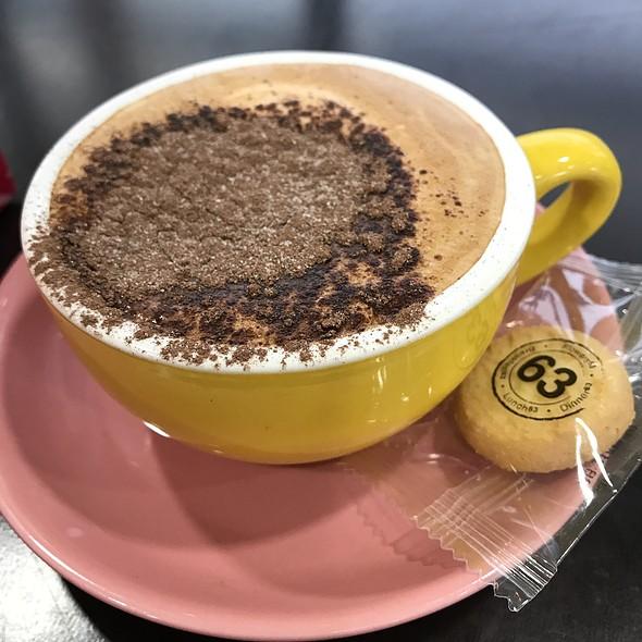 Skinny Cino @ Cafe 63 - Boondall