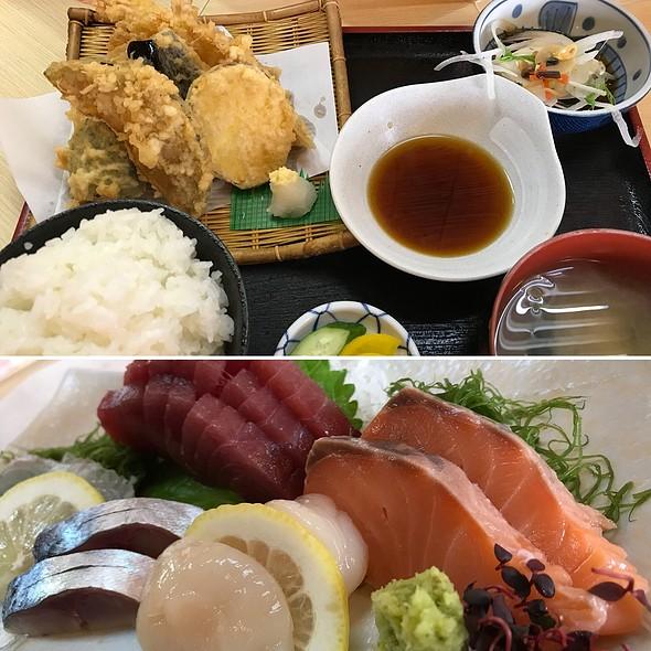 スペシャル定食 @ ぬの川