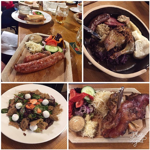 Czech Food  @ Stopkova Plzeňská Pivnice