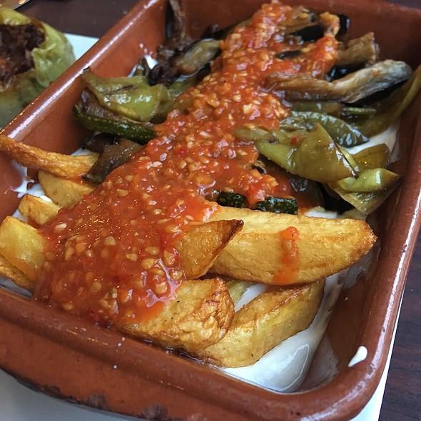 Kizartma @ Restaurant Meysa