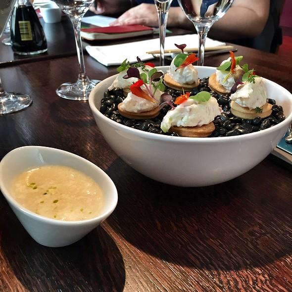 Amuse Bouche @ Koishi - sushi a rybí restaurace Brno
