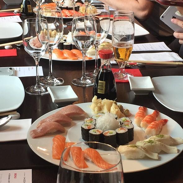 Sushi Set @ Koishi - sushi a rybí restaurace Brno
