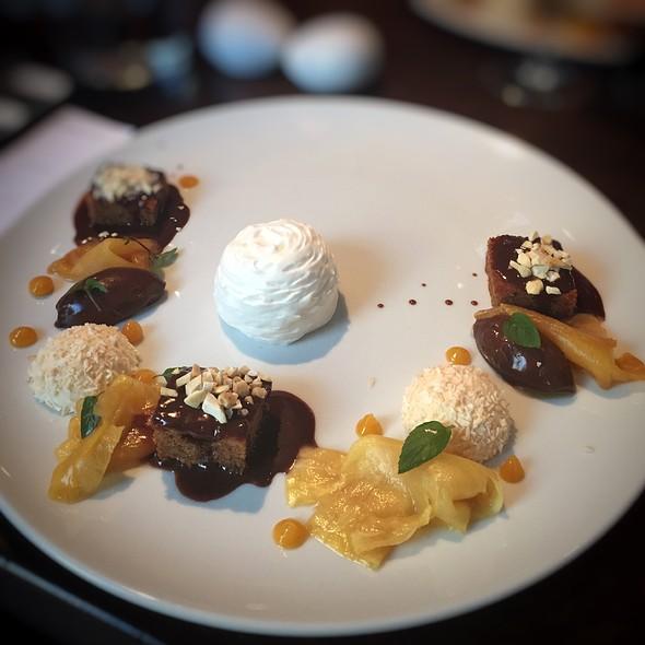 Date And Pina Colada @ Koishi - sushi a rybí restaurace Brno