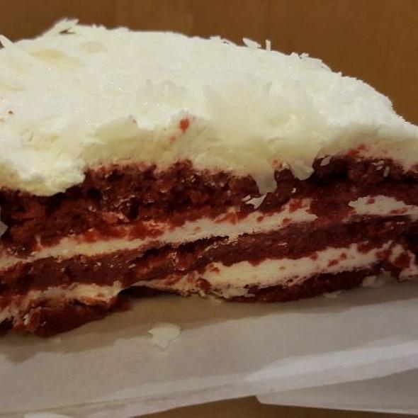 Ref Velvet Orange Cake