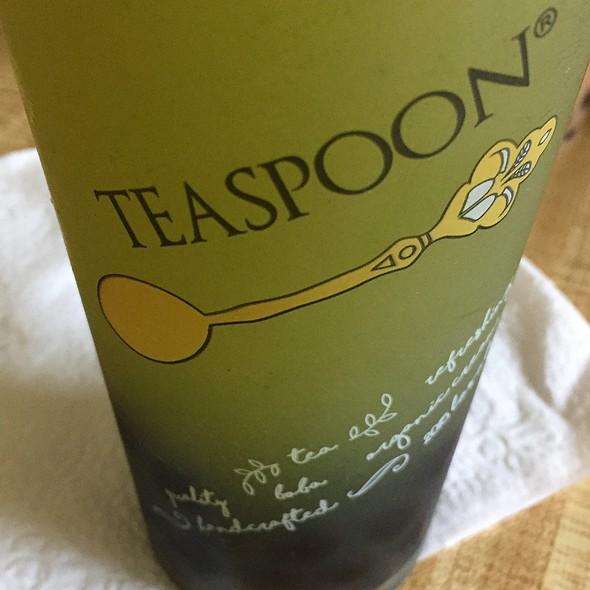 Grasshopper Tea