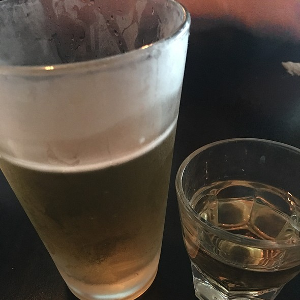 Beer And A Shot