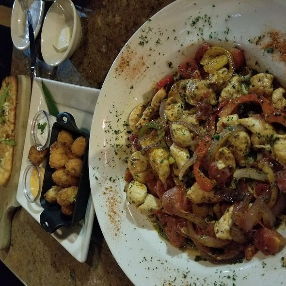 Chcken Jambalaya  @ The Cheesecake Factory