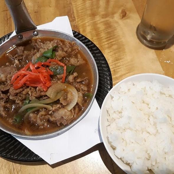 Gyudon And Rice @ Kenji Tei Ramen House