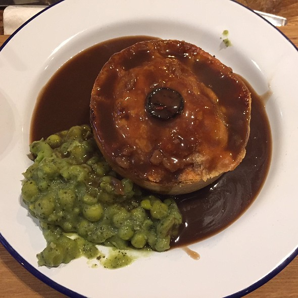 Pie And Peas