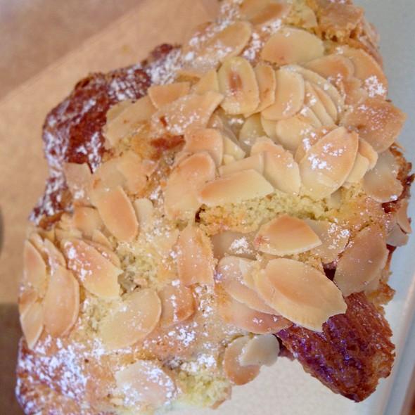 Almondine Croissant @ The French Bakehouse, Mount Eliza