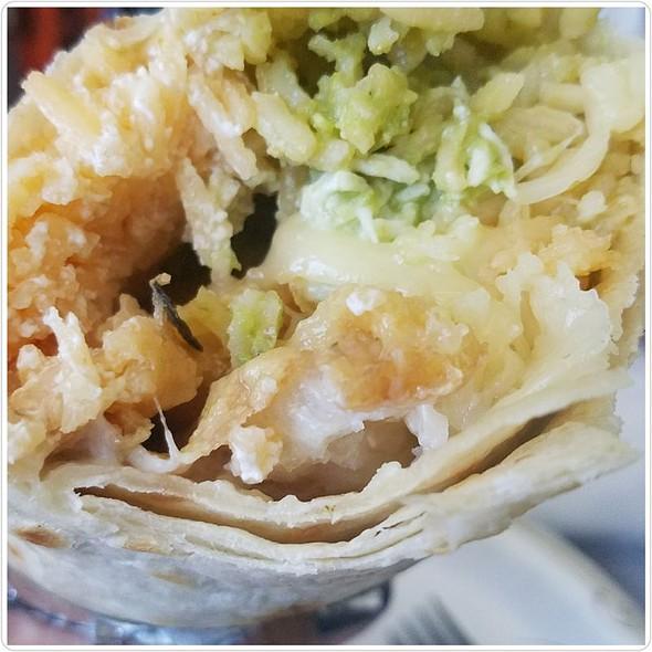 Chile Relleno Super Burrito