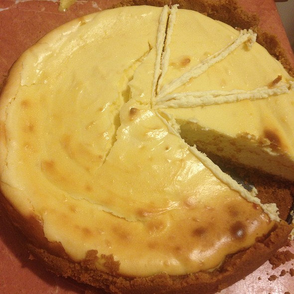 Jazzs Baked Cheesecake @ Home