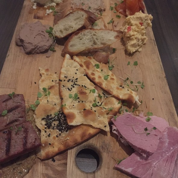 House-Made Charcuterie with Crostini and Lavash