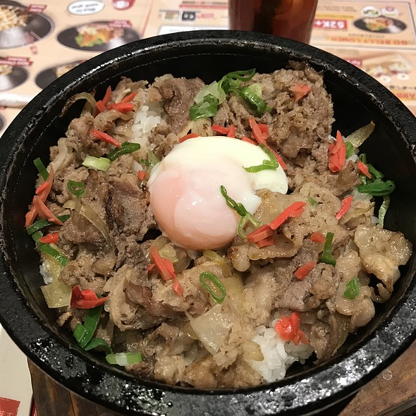 Sukiyaki Beef Bibimbap