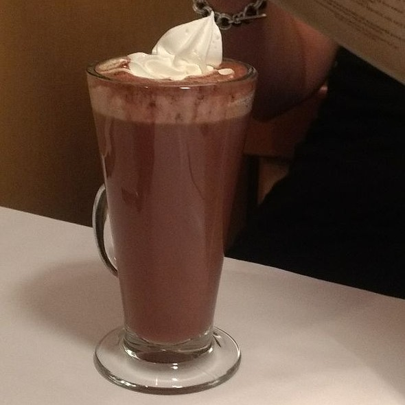 Hot Chocolate @ Le Petit Château