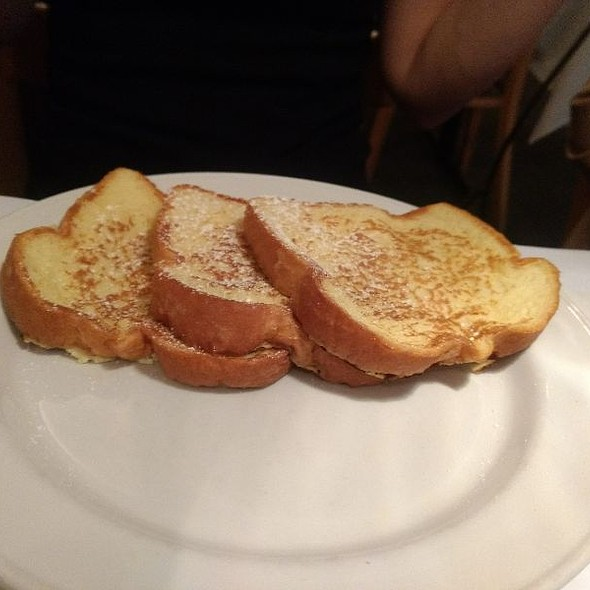 French Toast @ Le Petit Château